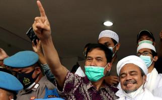 Ternyata Ada Negosiasi antara Munarman dan Pengelola Bandara Soetta saat Habib Rizieq Datang - JPNN.com