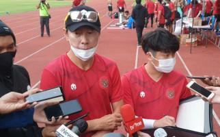 Shin Tae Yong Sudah Tiba dan Langsung Pimpin Latihan Timnas Indonesia U-19 Hari Ini - JPNN.com