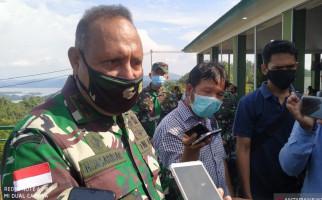 Letjen TNI Herman Asaribab Meninggal Dunia, Pemprov Papua Imbau Warga Kibarkan Bendera Setengah Tiang - JPNN.com