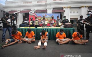 Dor, Polrestabes Surabaya Kirim FP ke Akhirat - JPNN.com