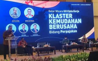 Komisi XI DPR Optimistis UU Cipta Kerja Tingkatkan Penerimaan Pajak - JPNN.com