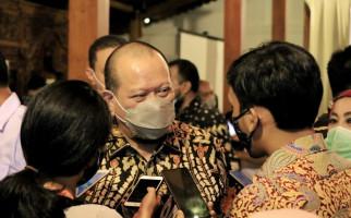 Antisipasi Varian Baru Corona, LaNyalla Dukung Kebijakan Tutup Pintu Sementara - JPNN.com
