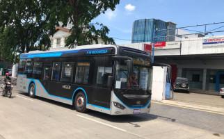 Bus Listrik Higer Sudah Siap Berkeliling Jakarta, Jarak Tempuhnya hingga 300 Km - JPNN.com