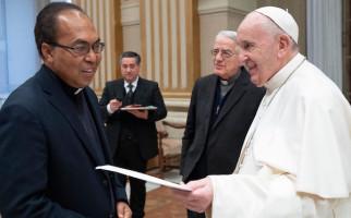 Diaspora Katolik Indonesia Mengawali Perdamaian Dunia - JPNN.com