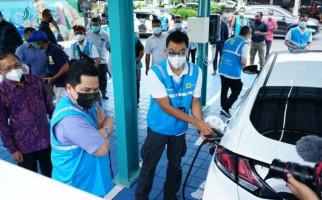 Pengamat: Keterbatasan SPKLU Hambatan untuk Ekosistem Kendaraan Listrik - JPNN.com