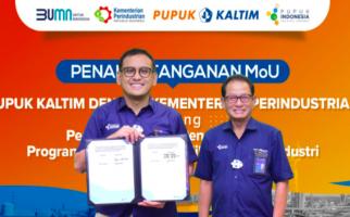 Pupuk Kaltim Jalin Kerja sama Vokasi dengan BPSDMI - JPNN.com