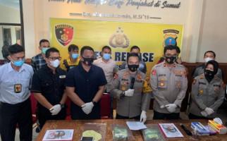 Melawan Petugas, Kurir Sabu-sabu asal Aceh Ditembak Satu Kali di Bagian Dada, Innalillahi - JPNN.com