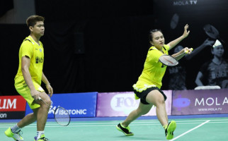 Praveen/Melati Melenggang ke Babak II Yonex Thailand Open 2021 - JPNN.com