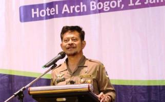Mentan Syahrul Yasin Limpo Minta Penguatan Kapasitas SDM Pertanian Ditingkatkan - JPNN.com