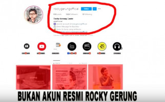 Akun IG Abal-Abal Rocky Gerung Bikin Promo Obat Kuat - JPNN.com