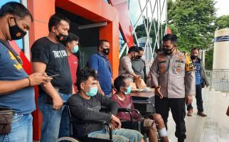 2 Perampok Gerak Cepat Menjarah Emas, Tak Tahu Jalan untuk Kabur, Ha ha - JPNN.com
