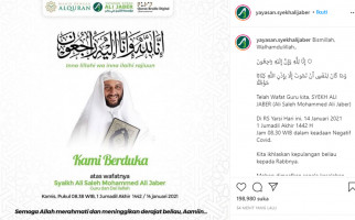 Syekh Ali Jaber, dari Dipukul Karena Tidak Salat Sampai Hafal 30 Juz Al-Qur'an di Usia 11 Tahun - JPNN.com