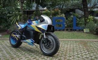 Usung Konsep Cafe Racer, Sepeda Motor Listrik BL-SEV01 Resmi Dikenalkan - JPNN.com
