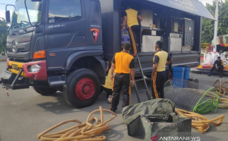 Gempa Majene, Polda Sulteng Kirim Personel Brimob ke Sulawesi Barat - JPNN.com