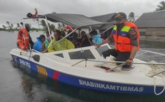 Masyaallah, Dua Kecamatan di Tanah Laut Ini Terparah Dilanda Banjir - JPNN.com