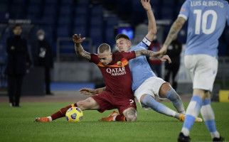 AS Roma Gugup Saat Lazio Alirkan Banyak Pemain ke Depan - JPNN.com