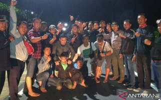 Burhanudin dan Angga Sudah Tertangkap, Nih Fotonya - JPNN.com