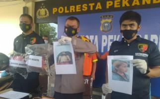 Gegara Viralkan Aksi Demo, Heggi dan Indah Disiram Air Keras, 4 Orang Pelaku Ternyata... - JPNN.com