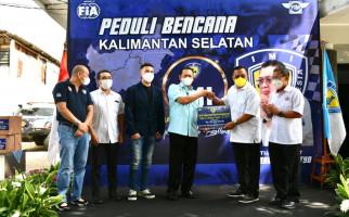 Bamsoet Sumbang Korban Banjir Lewat IMI Kalsel - JPNN.com