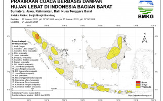 BNPB Beri Peringatan, Aceh dan Sumut Siaga, 26 Provinsi Lain Waspada - JPNN.com