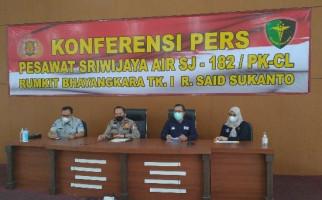 17 Hari Pascakecelakaan Sriwijaya Air SJ182, 53 Korban Teridentifikasi, Ini Daftarnya - JPNN.com