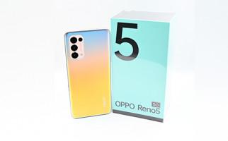 Oppo Resmi Meluncurkan Reno5 5G di Indonesia, Intip Spesifikasi dan Harganya - JPNN.com