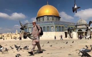 Warga Palestina Berduka, Manusia Paling Baik di Masjidilaqsa Meninggal Dunia, Innalillahi - JPNN.com