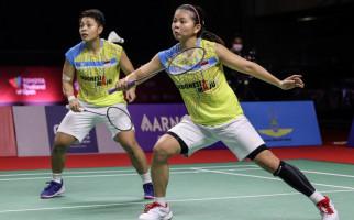 Penyebab Greysia/Apriyani Kalah di Semifinal Toyota Thailand Open 2021 - JPNN.com