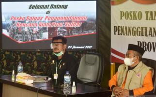Mentan Syahrul Memperingatkan: Jangan Merekayasa Korban Bencana - JPNN.com
