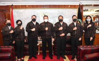 Komjen Sigit Dorong Penegakan Hukum Berbasis Elektronik, Begini Respons Bamsoet - JPNN.com