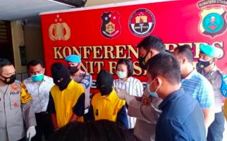 Pelaku Penyiraman Air Keras di Medan Ditangkap, Polisi: Dua Lagi Masih Diburu - JPNN.com