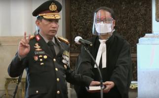 Listyo Sigit Dilantik Jadi Kapolri, Hadi Purwanto: Ini Hari yang Dinantikan Insan Polri di Seluruh Indonesia - JPNN.com