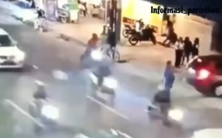 Slamet Bersepeda Mengejar Begal, Dia Tersungkur, Ya Tuhan - JPNN.com