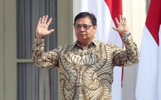 Kosgoro 1957 Deklarasikan Airlangga Hartarto Sebagai Calon Presiden 2024 - JPNN.com