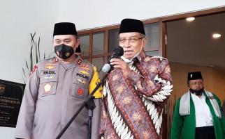 Tindak Lanjuti Perintah Kapolri, Kapolda Metro Jaya Gandeng Ulama Termasuk Kiai Said Aqil - JPNN.com