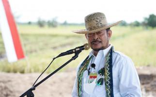 Mentan: Porang dan Sarang Burung Walet Masuk Program Super Prioritas Pertanian - JPNN.com