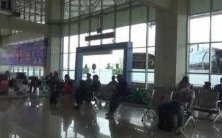 Pengetatan Mudik 2021, Jumlah Penumpang Bus di Terminal Pulogebang Kok Naik? - JPNN.com
