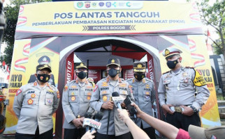Penjelasan Terbaru Kakorlantas Soal Arus Kendaraan Daerah Puncak Saat Libur Imlek - JPNN.com