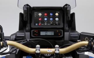 Keren! Honda CRF1100L Africa Twin Kini Bisa Dikoneksikan ke Ponsel - JPNN.com