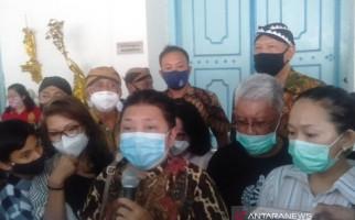 Gusti Moeng Terkunci di Dalam Keraton Surakarta, Sudah Bisa Keluar, Sebut RI 10 - JPNN.com