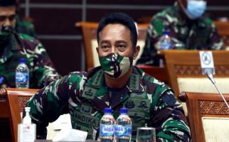 Jenderal Andika Kirim Kapal ADRI ke NTT Untuk Perbaikan Jembatan - JPNN.com