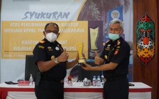 Bea Cukai Pulang Pisau Berubah Menjadi Bea Cukai Palangkaraya - JPNN.com