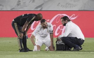 Karim Benzema Bakal Absen saat Real Madrid Bertandang ke Markas Atalanta - JPNN.com