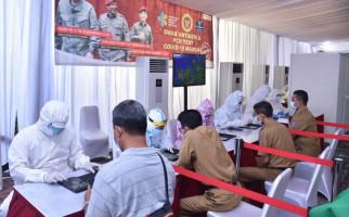 Tingkatkan Tracing Covid-19, BIN Gelar Tes Usap Massal di Tangerang Selatan - JPNN.com