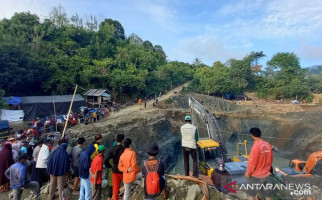 Puluhan Penambang Emas Tertimbun, Sulit Dievakuasi, Sudah Ada yang Mati - JPNN.com