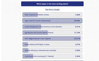 Polling AFC: Bagus Kahfi Paling Tinggi, Egy Maulana Vikri di Urutan Berapa? - JPNN.com