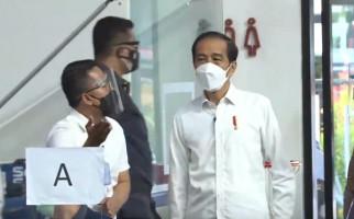 Terima Kasih, Pak Jokowi Beri Insan Pers Kesempatan Lebih Awal Terima Vaksin Covid-19 - JPNN.com
