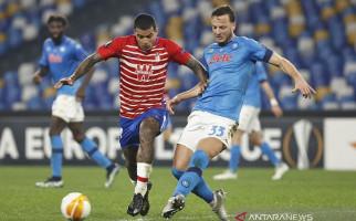 Liga Europa: Menang 2-1 Tak Cukup Mengantar Napoli Masuk 16 Besar - JPNN.com