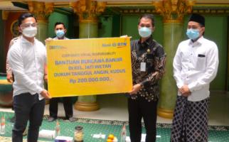 Bank BTN Salurkan Rp200 Juta untuk Warga Terdampak Banjir di Jateng - JPNN.com