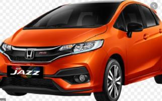 Tak Lagi Diproduksi, Stok Honda Jazz di Dealer Tinggal Sebegini - JPNN.com